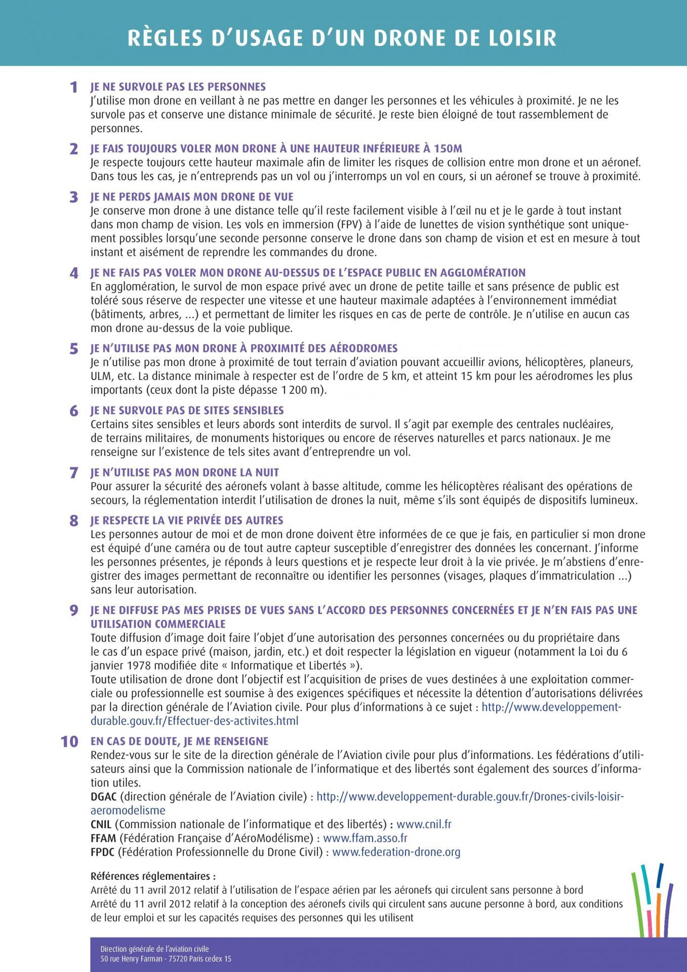 Guide legislation 2
